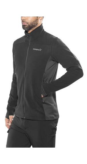Norrøna Falketind Warm1 Jacket Men Caviar Black